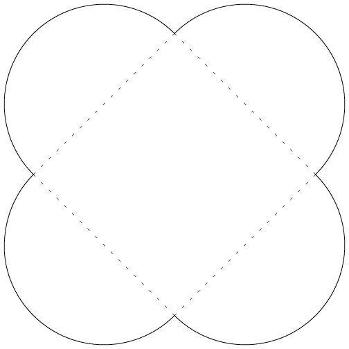 Crea infinidad de invitaciones o tarjetas con forma de sobre que podrás hacer fácilmente usando un único molde. Estos sobres que se abren p...