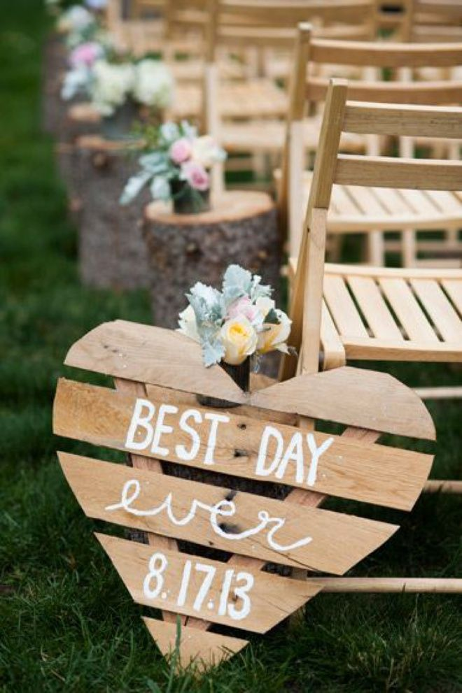 4137 best wedding decor images on pinterest wedding ideas wedding the best 20 wedding aisle signs ever rustic diy wedding decordiy junglespirit Images