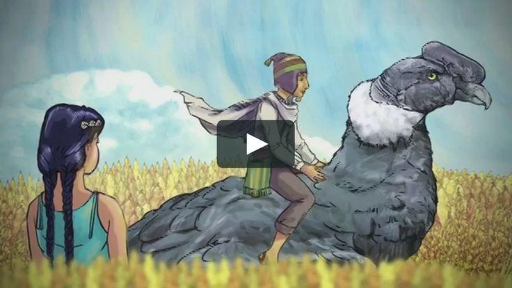 """""""El origen de la quinua"""" es la leyenda aymara que cuenta cómo una estrella bendijo al pueblo aymara con el """"grano dorado"""", luego de…"""