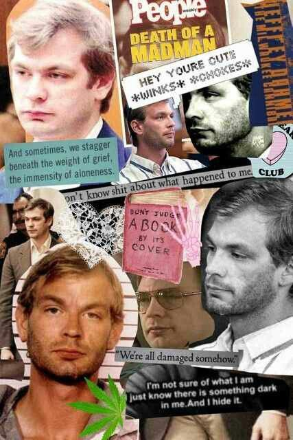 Jeffrey dahmer collage