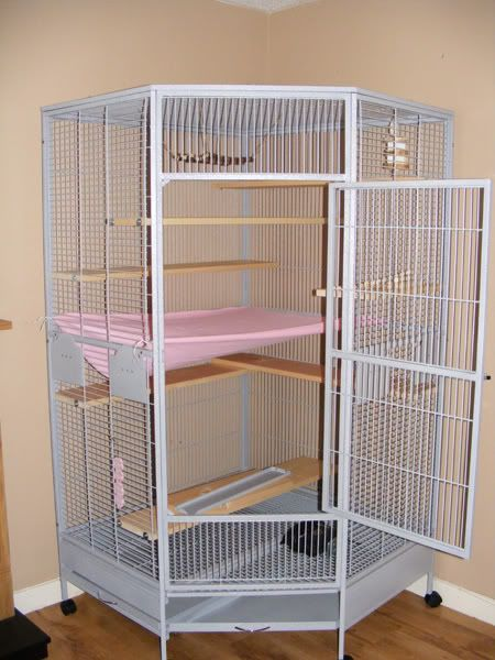 Custom Chinchilla Cages For Sale cakepins.com