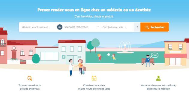 Doctolib, prenez rendez-vous avec votre médecin depuis une application mobile - http://www.frandroid.com/android/applications/362928_doctolib-prenez-rendez-medecin-mobile  #ApplicationsAndroid