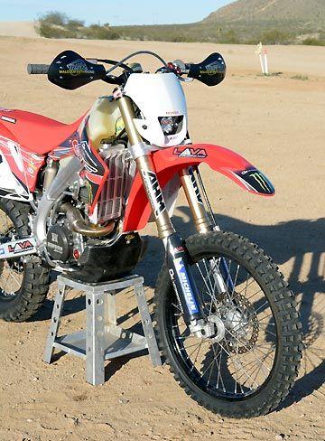 f1dc52a787f Ox Motorsports Honda CRF450X Feature  Baja Dominator - Dirt Bikes ...