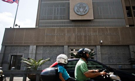 US embassy closures used to bolster case for NSA surveillance programs - Congress told that NSA monitoring led to interception of al-Qaida threats but privacy campaigners fear ulterior political motives