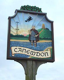 Canewdon Village sign