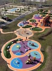 Image result for fun playground coworking