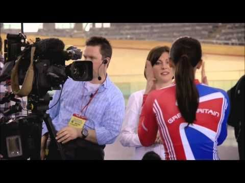 Victoria Pendleton: Cycling's Golden Girl [Part 2/4] - YouTube