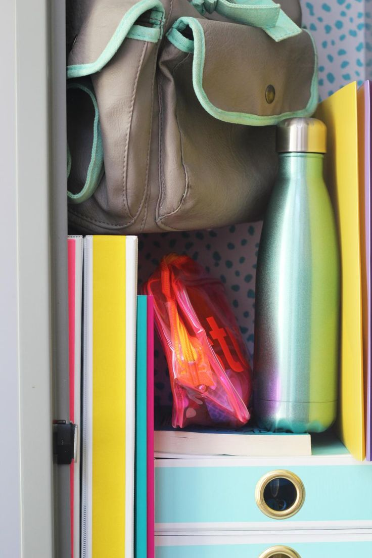 1000 images about back to school on pinterest dorm for Locker decorations you can make at home