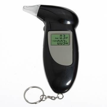 Breath analyzer