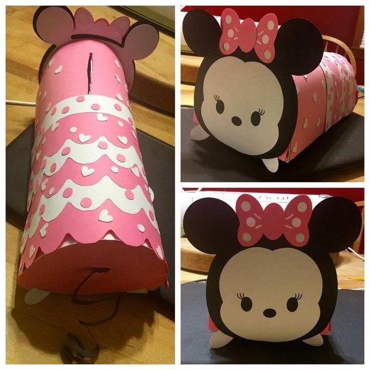 Minnie Valentine Tsum Tsum box