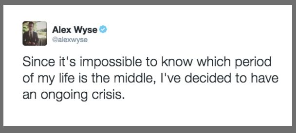 This totally valid thought: | 19 Tweets Guaranteed To Make You Laugh Every Time