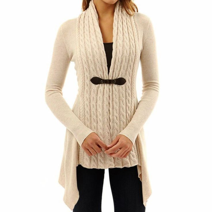 Cheap coat shearling, Buy Quality sweater brand directly from China coat classic Suppliers: Spring Women's Long Sleeve Knitted Cardigan Sweater Solid Color Outwear Jacket Casual Coat Sweater