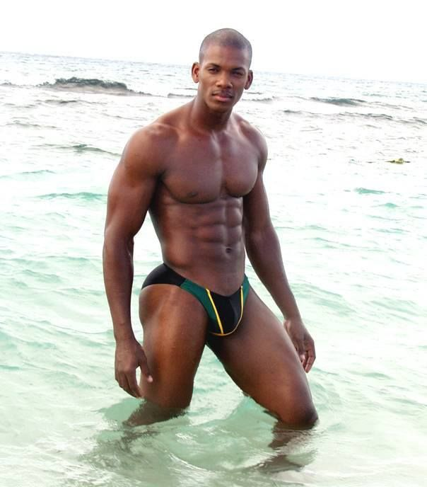Black Male Models Photos