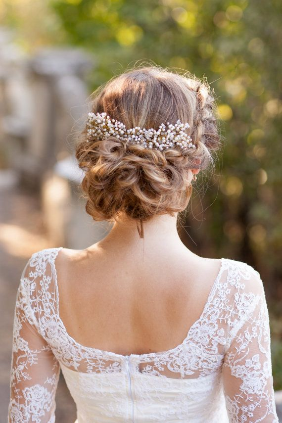 Bridal Hairstyles I 2017 Dailymotion : Best ideas about wedding hair accessories on