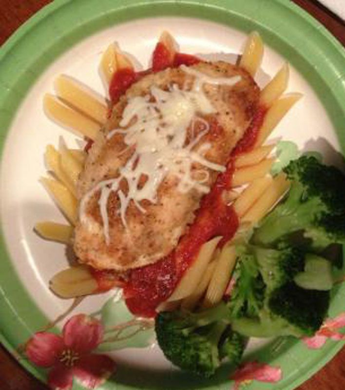 Weight Watchers Parmesan Chicken Cutlets birmingham weight loss program http://www.bodytransformation.co.uk/index.php?id=5