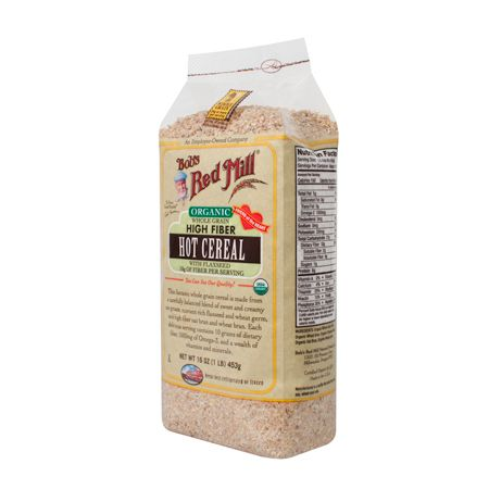 Organic High Fiber Cereal :: Bob's Red Mill Natural Foods