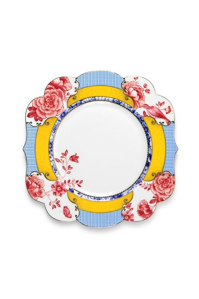 PiP Royal Breakfast Plate. How much do I love this plate?