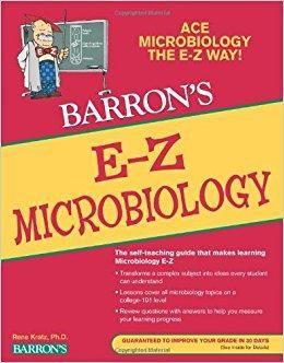 E-Z Microbiology Barron's E-Z Series