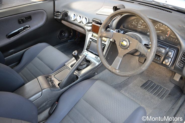 S13 Silvia Interior. Visit our website for more details and images. And... a video walk-around! https://montumotors.com/vehicles/143/1992-nissan-silvia-k-s  In USA Ready for Pickup or Delivery   Trade-Ins Accepted   See our FAQ for Financing  We are a JDM importer based out of Tampa, FL. We ship our cars all over USA. Read our FAQ and/or contact our sales team for more info.  http://montumotors.com/faq http://montumotors.com/contact