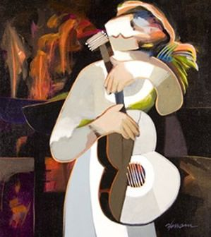 69 Best Folk Images On Pinterest Abstract Art Folk Art And Popular Art