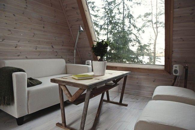 GroB Finnish Micro House Interior