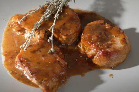 Ψαρονέφρι με κόκκινο κρασί, μέλι και μουστάρδα - Συνταγές | γαστρονόμος