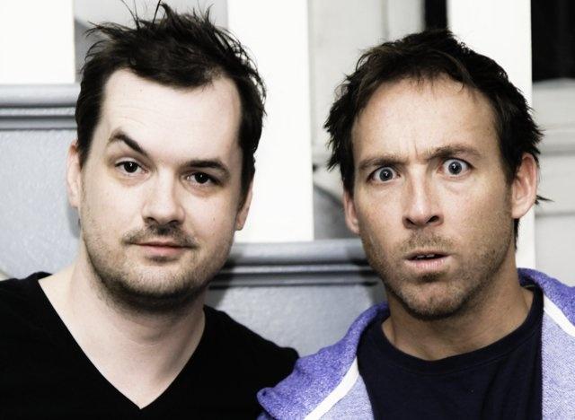 Jim Jefferies and Eddie Ifft Talkin' Shit podcast