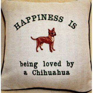chihuahua quotes and graphics | ... . Cushions with Sayings and Motifs. Ideal Christmas / Xmas presents
