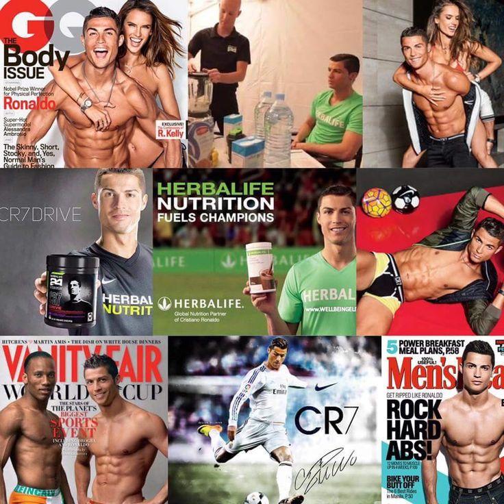 Cristiano Ronaldo prix Nobel de la Perfection physique par le magazine GQ!   Son secret? Une activité physique associée à Herbalife, le top de la nutrition optimisée. Découvrez en plus sur sa nutrition sur http://www.shophbl.com/fr/blog/cristiano-ronaldo-triple-ballon-d-or-sponsorise-par-herbalife-n20  #gq #cristianoronaldo #ronaldo #herbalife #perfectbody #bestnutrition