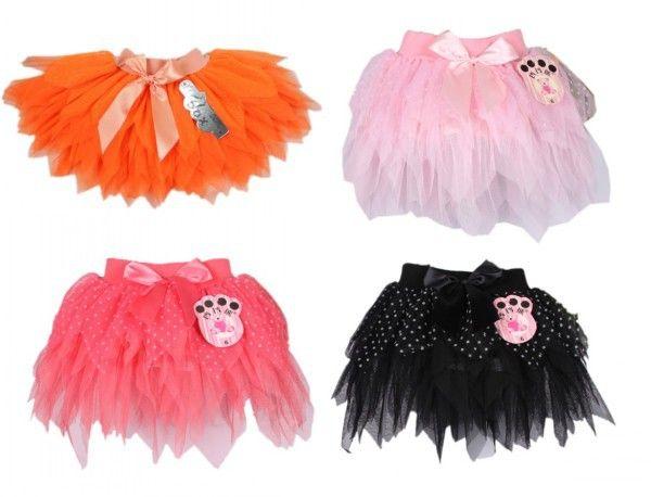 Дети девочки торт юбка пачка танцы много слоев велюр кружево юбка узор в горошек принт сетка юбка для младенцы - девочки
