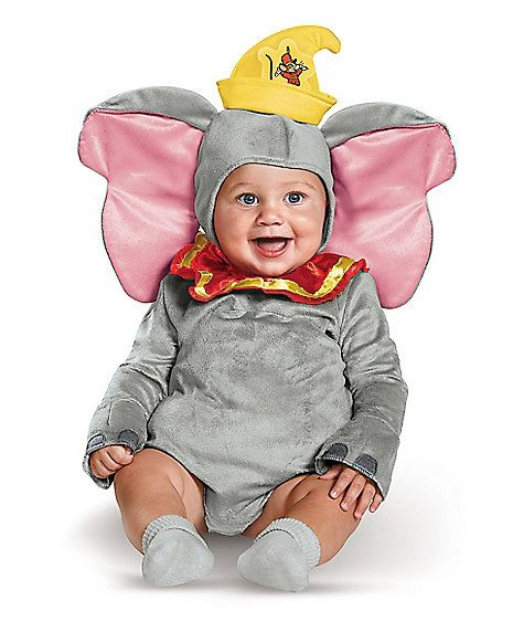 Steal the show as the most adorable elephant in the circus!