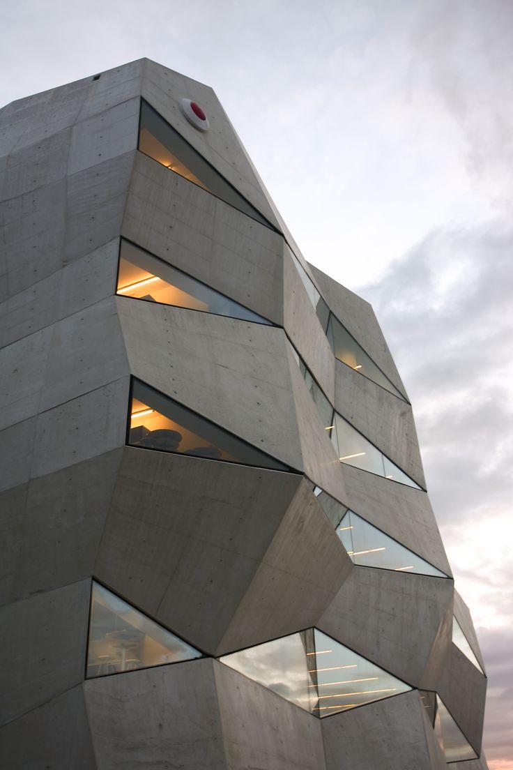 Vodafone Headquarters, Porto, Portugal by Barbosa  Guimarães Architects