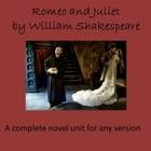OVER 90 PAGES OF MATERIALS for teaching Romeo & Juliet by William Shakespeare. Pre and post reading activities, act-by-act questions, quizzes, creative writing activities, assessments and much more.