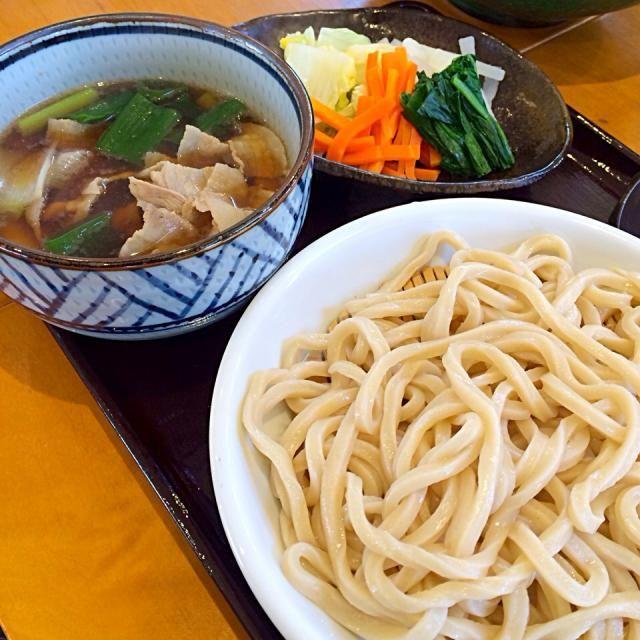 レシピとお料理がひらめくSnapDish - 8件のもぐもぐ - 肉汁うどん&「糧」 by Junya Tanaka