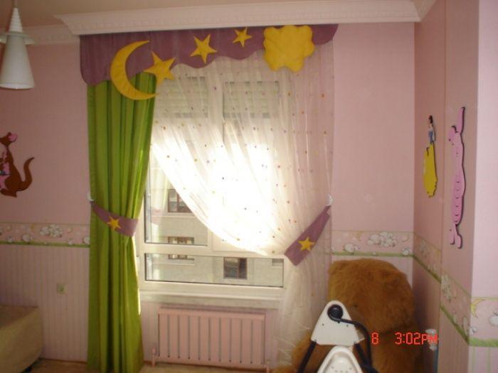 Bebek odası perdeleri belki de karar verilen en zor konular başında...