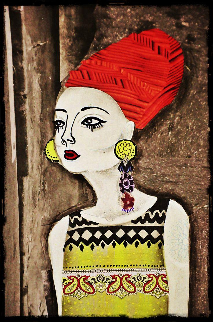 Natural Mistic #black #style #art
