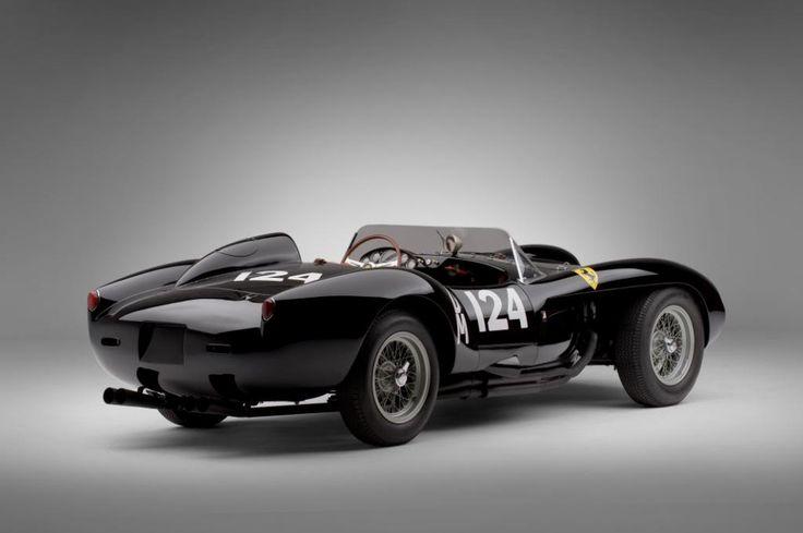 1961 Ferrari 250 GT SWB California Spyder (s/n 2377GT)