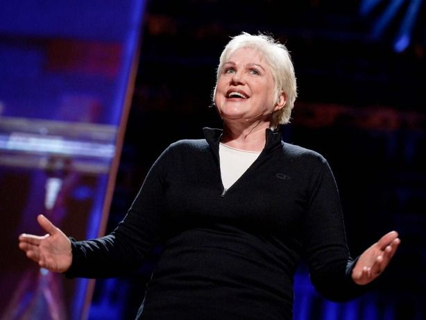 "Julia Sweeney:  It's time for ""The Talk"" TED2010"