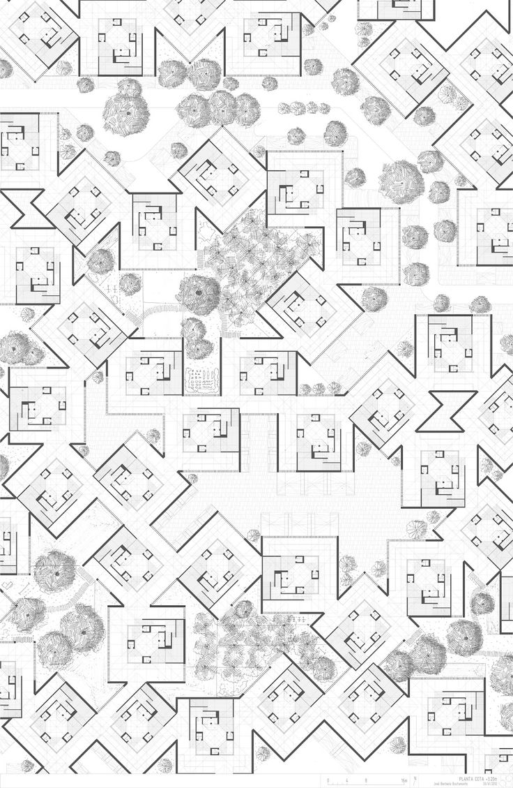 José Berbiela | Hábitat en Casablanca. | HIC Arquitectura
