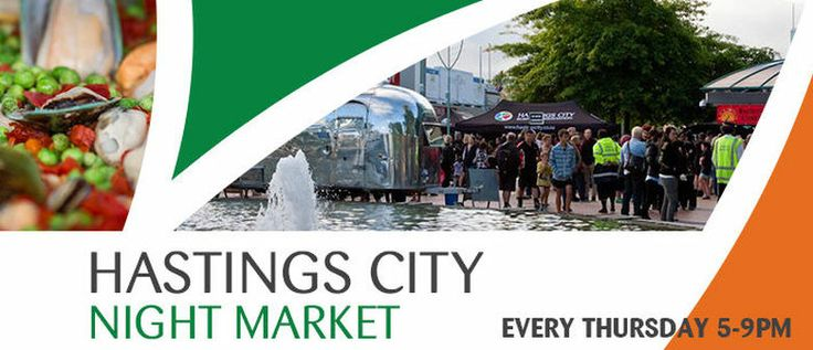 Every #Thursday night from 5–9pm, #HastingsCity is transformed into an exciting evening destination for the whole family! Have you checked out the Hastings City Night Market yet?  http://www.eventfinder.co.nz/2014/hastings-city-night-market/hastings #hastingscitynightmarket #hawkesbay