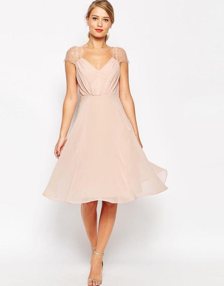 kate lace midi dress hochzeit kleider gast pinterest gast festliche kleider und trauzeugin. Black Bedroom Furniture Sets. Home Design Ideas