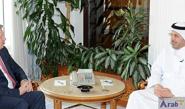 Prime Minister Meets CEO of Royal Dutch Shell
