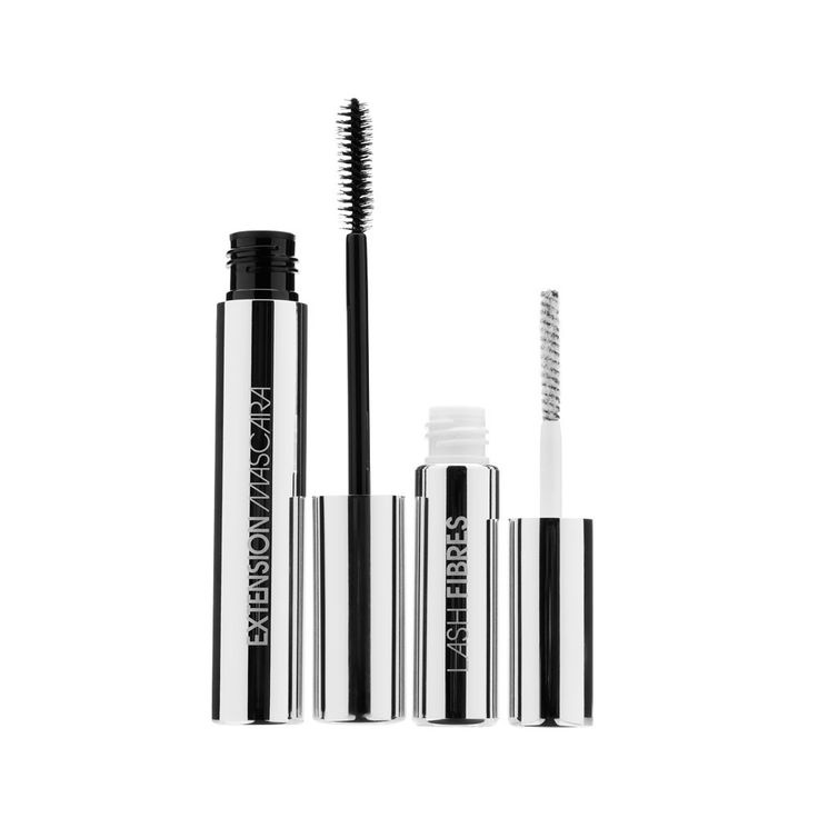 One of our fave products from Modelco! They look amazing! ModelCo's FIBRE LASH Brush on False Lashes mascara instantly adds 3-5mm to your own lashes, giving you a fabulous false lash extension finish. The ultra-luxurious, water resistant formula in FIBRE LASH is smudge and tear proof. Its unique technology gives voluptuous, high-impact length and clump-free lashes, whilst Bees Wax and Carnauba Wax help keep lashes soft and nourished