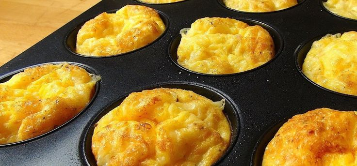 oven-baked-mini-omelets-zoom | Oven Baked Mini Omelets for Quick and Easy Breakfasts