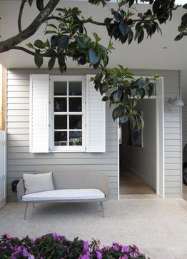 Weatherboard Beachhouse Design Ideas, Pictures, Remodel, and Decor