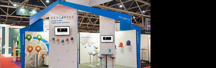 Beursstand - Presentatiewand - Beurswand vinden | Expo Display Service