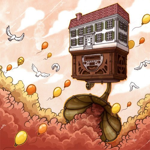 Illustration 5 by Yuta Onoda, via Behance