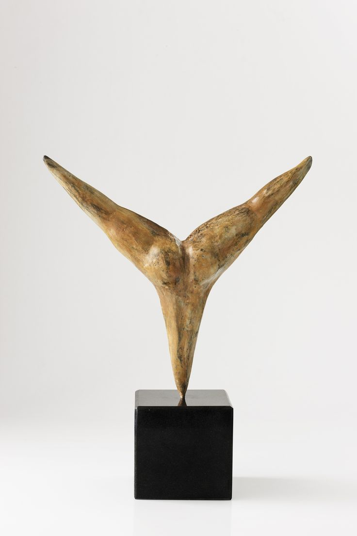 "An original bronze work by Carman Clews entitled ""Headstand I, Salamba Sirsasana."" H 43cm.. #Sculpture #Yoga #Zen #InteriorDesign #FineArt #Art #SouthAfricanArt #SouthAfricanArtist #CarmenClews #Transcending #Ego #PinOfTheDay #Bronze #SalambaSirsasana #Posture For more please visit www.finearts.co.za"
