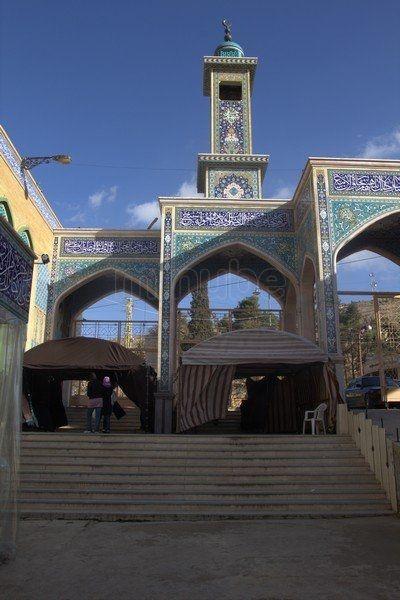 Mezquita de Baalbek Baalbek libano