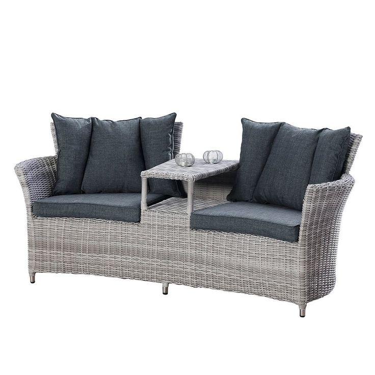 Die besten 25+ Loungemöbel garten Ideen auf Pinterest - loungemobel garten grau